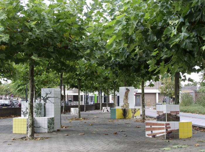 Van Goghplein - Nuenen
